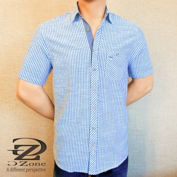 Men's Shirt Striped - 0316