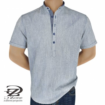Men's Robe 50% Linen 50% Cotton - 1802