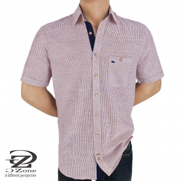 Men's Shirt Slim Striped - 0317